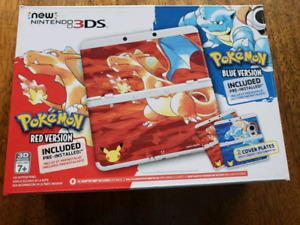 "Pokemon 20th Anniversary ""New"" 3DS"