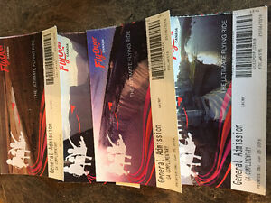 8 fly over Canada tickets