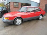 Saab 900 Turbo 16 DOHC Classic 3dr Hatch.