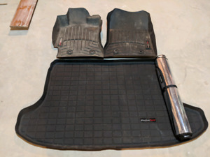 Weathertech Liner and Sunshade for BRZ, FR-S, Toyota 86