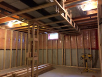*** Professional Framer - 20+ years exp - basements/garages ***