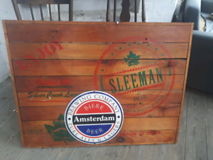 Large Beer Sign