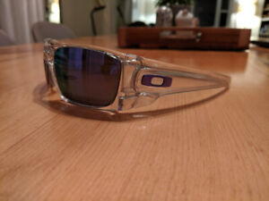 Oakley Fuel Cell sunglasses with case