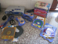VFLASH VTECH COMPLETE Gaming System-Awesome Deal