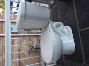 White Toilet