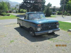 1965 Mercury Pickup