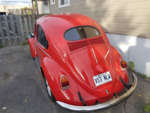 Super beetle done like 54