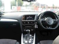 2016 Audi Q5 2.0T FSI [230] Quattro S Line Plus 5dr Tip Auto 4x4 Petrol Automati