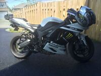 New Price - 2008 ZX6R (everything included)