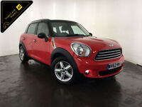 2012 62 MINI COUNTRYMAN COOPER D ALL4 4WD 1 OWNER SERVICE HISTORY FINANCE PX