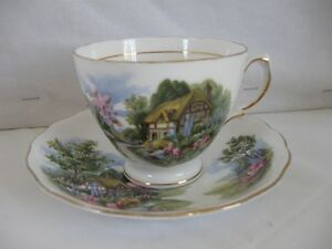 Cups and Saucers for sale