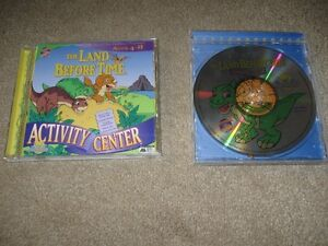 The Land Before Time PC games