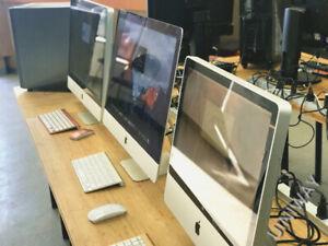 """Winnipeg Apple Computer iMac MacBook Air 27"""" 22"""" 20"""" From 259"""