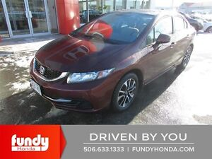 2013 Honda Civic EX SUNROOF - BLUETOOTH - HEATED SEATS!