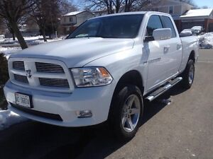 2012 Dodge Ram 1500 Sport 4x4 - LIFTED