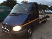 MERCEDES SPRINTER 311 RECOVERY TRUCK,,,, MINT,,,,