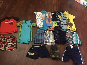 Baby Boy Summer Clothes (0/3)