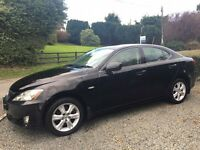LEXUS IS220D 2007 MOT FEBRUARY 2017