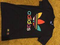 Girls Pharrell Williams Adidas T-shirt