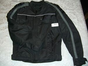 MOTORCYCLE JACKET NEW