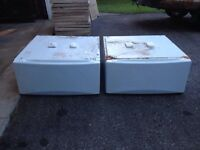 Pedestals for GE washer and dryer