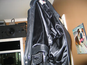 Add 20151992 world series leather coat custom made one of a kind Peterborough Peterborough Area image 4