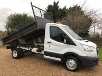 Ford Transit Drop Side Tipper