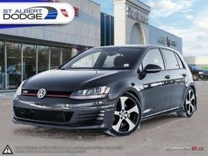 2015 Volkswagen Golf GTI Performance  HEATED LEATHER| NAV| ROOF