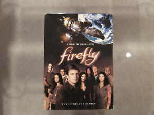 Firefly - The Complete Series DVDs