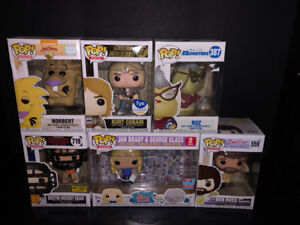 Funko Pops! Making room in my collection