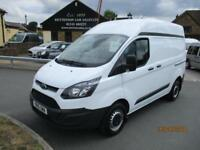 Ford Transit Custom 290 HIGH ROOF P/V ECO-TECH Diesel Van * Only 39,000 Miles *
