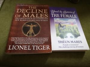 Used Books - Social Anthropology - Lionel Tiger and Theun Mares