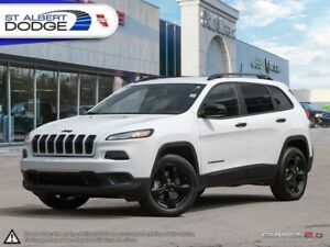2016 Jeep Cherokee Sport  HEATED SEATS | BLUETOOTH | UCONNECT