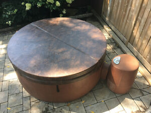 Soft tub 300 hot tub