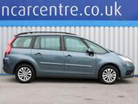 Citroen C4 1.6 Picasso 7 Vtr Plus Hdi 2008 (58) • from £20.25 pw
