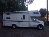 Excellent condition Kustom Coach Motorhome