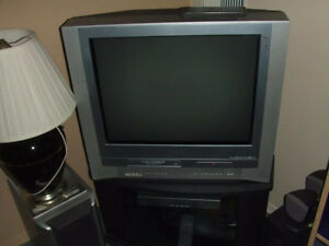 Great for watching 3 way your TV Video or VHS