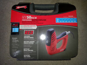Arrow Electric Staple Guns 2 models available - Brand New items!