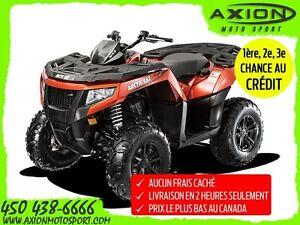 2015 Arctic Cat XR 550 XT EPS NEUF !! 34,62$/SEM