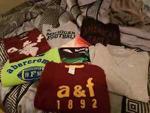 Youth boys lot of name brand clothes