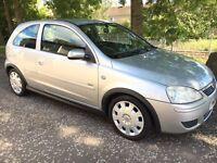 04 Reg Vauxhall Corsa 1.2 Design.not punto fiesta clio 206 ka picanto micra polo astra c1 107 aygo
