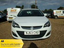 image for 2013 Vauxhall Astra ENERGY HATCHBACK Petrol Manual