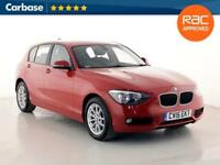 2015 BMW 1 SERIES 118d SE 5dr [Nav]