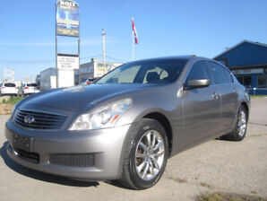 ONE OWNER !!! SERVICE RECORDS FROM NEW ! 2009 INFINITI G37x