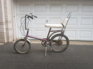 Retro Princess fastback bike