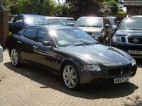 2007 57 Reg Maserati Quattroporte 4.2 395bhp ZF GEARBOX Sport GT ( 57000 Miles )