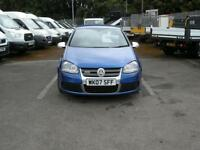 2007/07 VOLKSWAGEN GOLF R32 3.2 V6 4 MOTION [ SAT/NAV ] 3 DOOR HATCHBACK