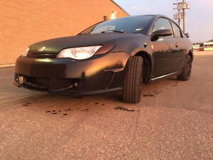 2006 Saturn ION REDLINE Berline