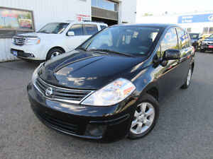 2010 Nissan Versa-CLEAN CAR!ALLOYS!WARRANTY!SAF CERTIFIED!$5,690