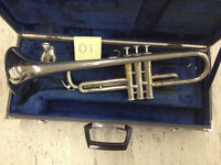 TRUMPETS - SEALED BID SALE - MVD HIGH SCHOOL BARRY'S BAY